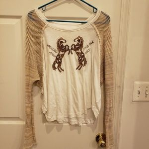 COPY - Free people long sleeved shirt